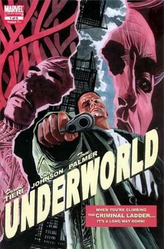 Cover of Underworld (2006 Ltd) #1. One of 250,000 Vintage American Comics on sale from Krypton!
