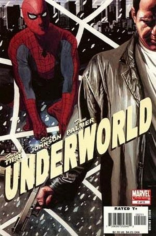 Cover of Underworld (2006 Ltd) #2. One of 250,000 Vintage American Comics on sale from Krypton!