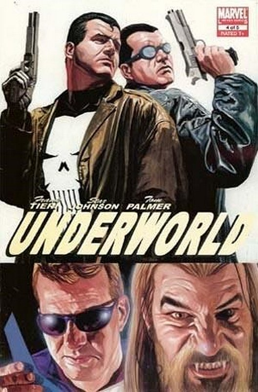Cover of Underworld (2006 Ltd) #4. One of 250,000 Vintage American Comics on sale from Krypton!