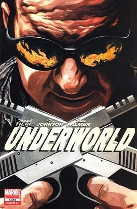 Cover of Underworld (2006 Ltd) #5. One of 250,000 Vintage American Comics on sale from Krypton!