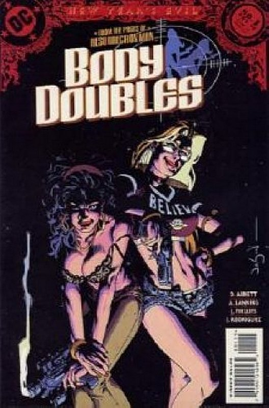 Cover of New Years Evil: Body Doubles #1. One of 250,000 Vintage American Comics on sale from Krypton!