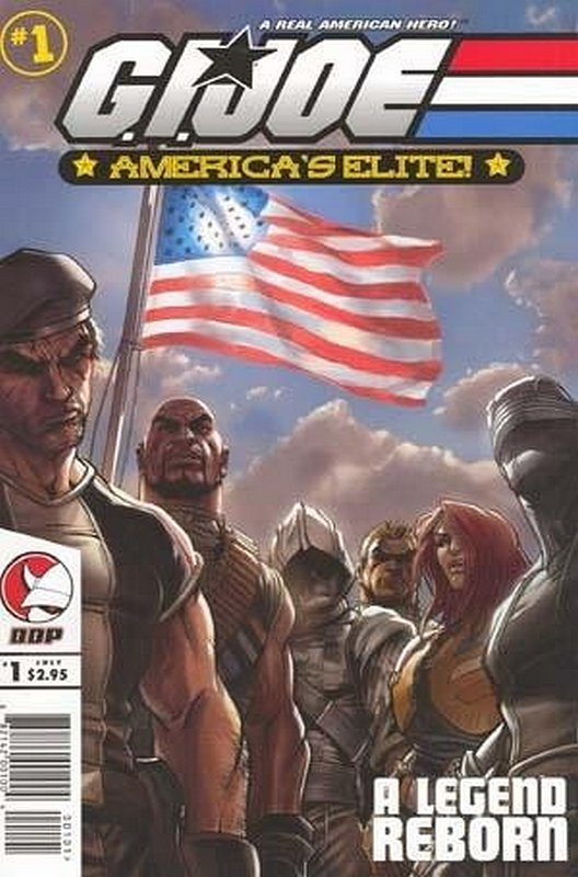 Cover of GI Joe: Americas Elite (Vol 1) #1. One of 250,000 Vintage American Comics on sale from Krypton!