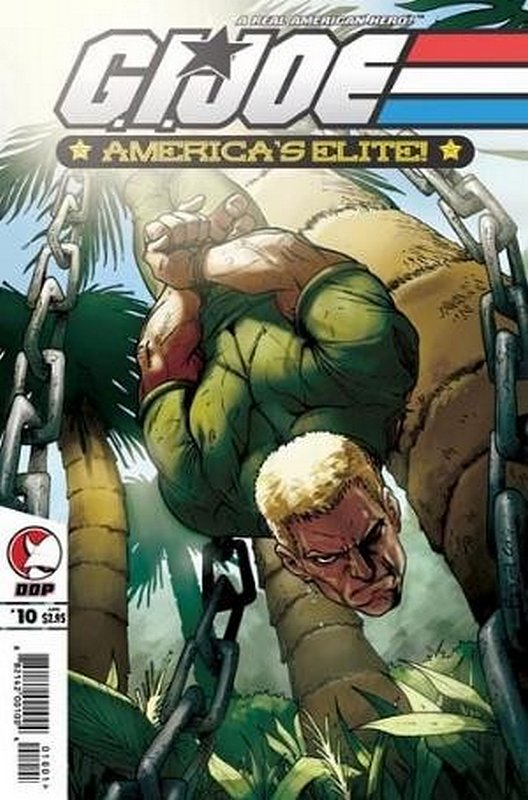 Cover of GI Joe: Americas Elite (Vol 1) #10. One of 250,000 Vintage American Comics on sale from Krypton!