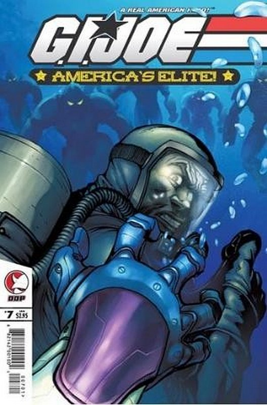 Cover of GI Joe: Americas Elite (Vol 1) #7. One of 250,000 Vintage American Comics on sale from Krypton!