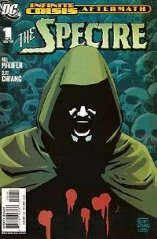 Cover of Infinite Crisis Aftermath: The Spectre (2006 Ltd) #1. One of 250,000 Vintage American Comics on sale from Krypton!