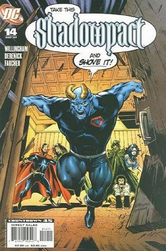 Cover of Shadowpact (Vol 1) #14. One of 250,000 Vintage American Comics on sale from Krypton!