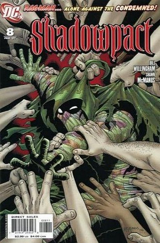 Cover of Shadowpact (Vol 1) #8. One of 250,000 Vintage American Comics on sale from Krypton!