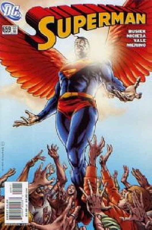 Cover of Superman (Vol 3) #659. One of 250,000 Vintage American Comics on sale from Krypton!