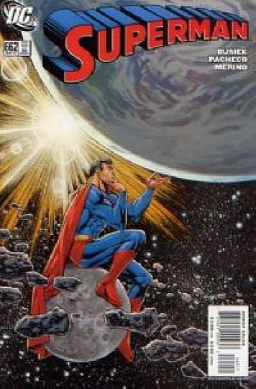 Cover of Superman (Vol 3) #662. One of 250,000 Vintage American Comics on sale from Krypton!
