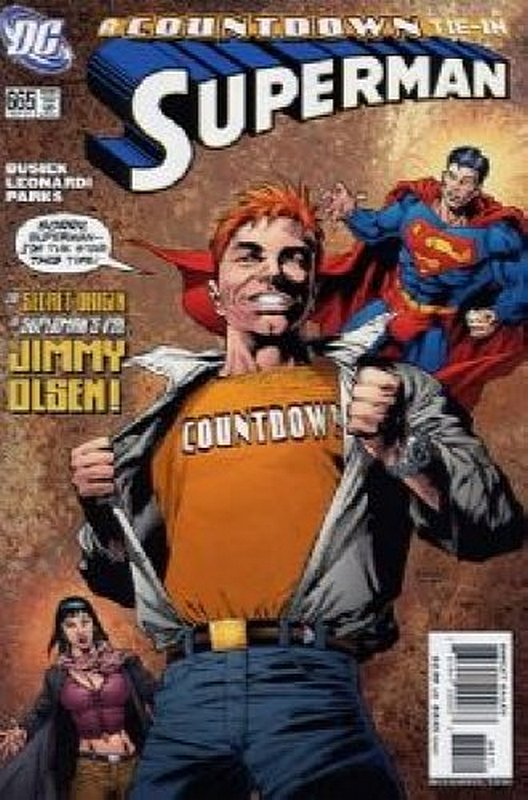 Cover of Superman (Vol 3) #665. One of 250,000 Vintage American Comics on sale from Krypton!