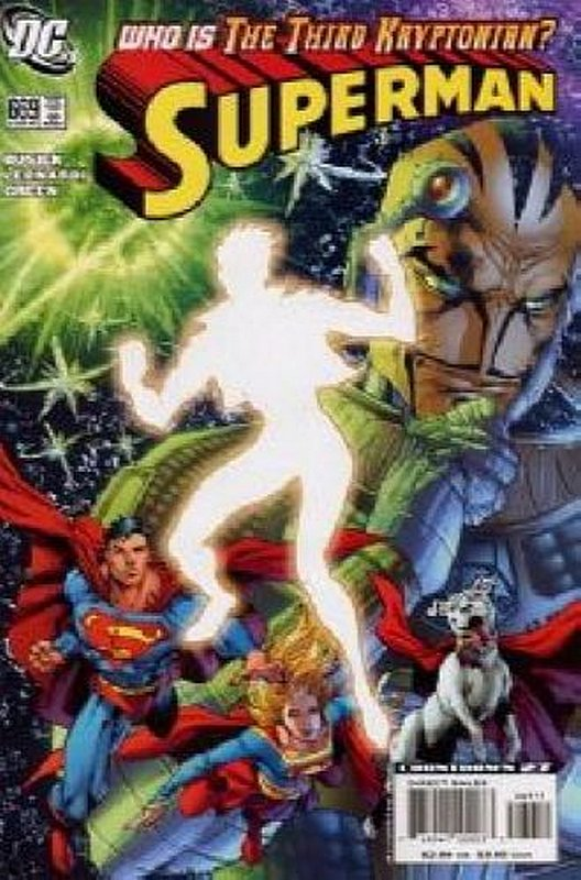 Cover of Superman (Vol 3) #669. One of 250,000 Vintage American Comics on sale from Krypton!