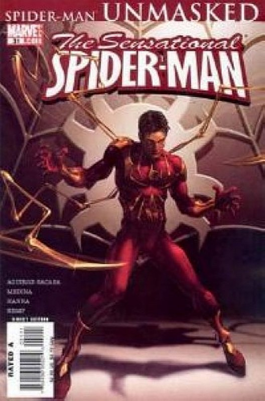Cover of Sensational Spider-Man (Vol 2) #31. One of 250,000 Vintage American Comics on sale from Krypton!