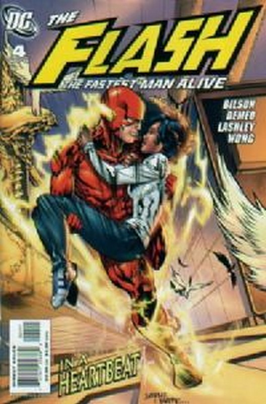 Cover of Flash (Vol 3) The Fastest Man Alive #4. One of 250,000 Vintage American Comics on sale from Krypton!