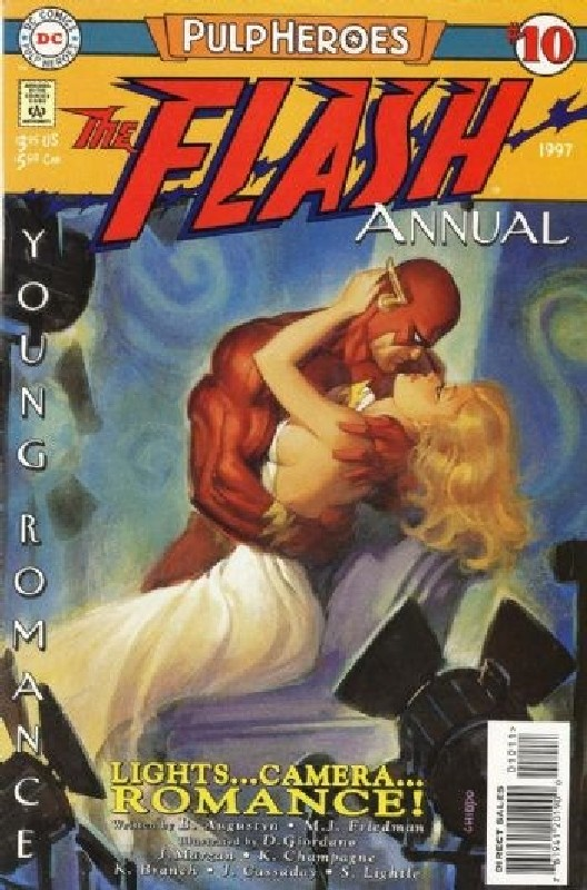 Cover of Flash Annual (Vol 2) #10. One of 250,000 Vintage American Comics on sale from Krypton!