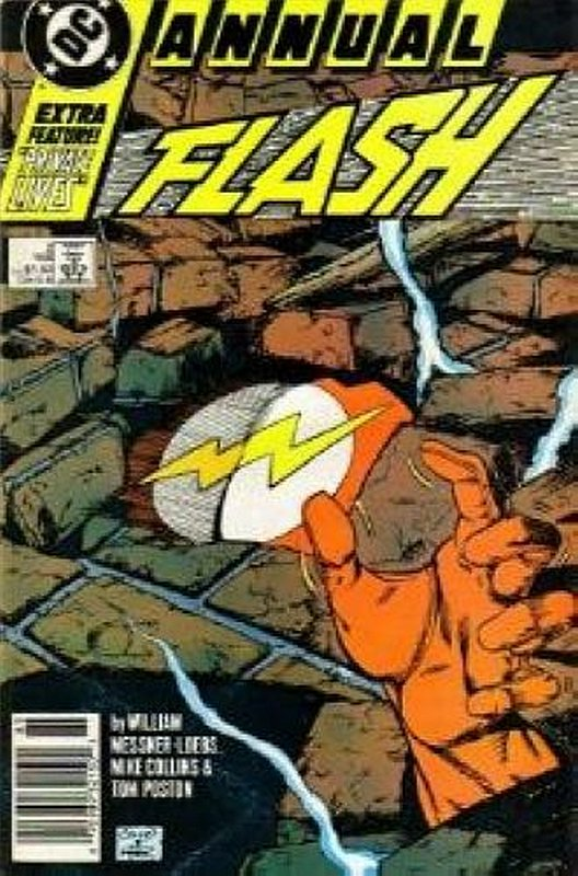 Cover of Flash Annual (Vol 2) #2. One of 250,000 Vintage American Comics on sale from Krypton!