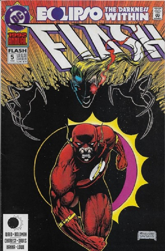 Cover of Flash Annual (Vol 2) #5. One of 250,000 Vintage American Comics on sale from Krypton!