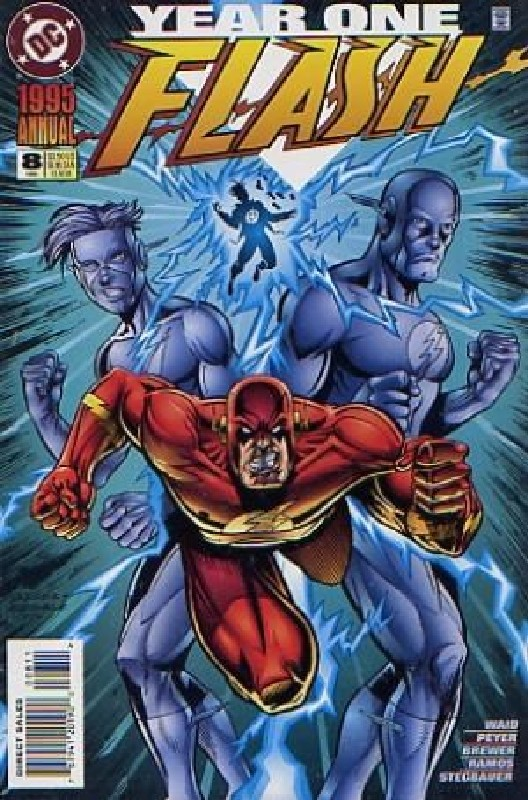 Cover of Flash Annual (Vol 2) #8. One of 250,000 Vintage American Comics on sale from Krypton!