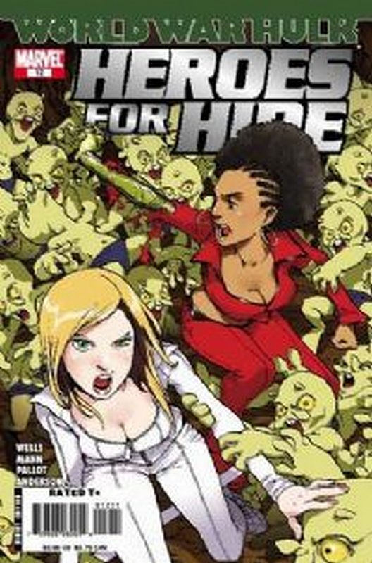 Cover of Heroes for Hire (Vol 2) #12. One of 250,000 Vintage American Comics on sale from Krypton!