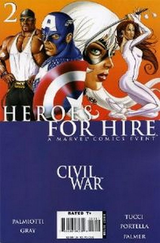 Cover of Heroes for Hire (Vol 2) #2. One of 250,000 Vintage American Comics on sale from Krypton!