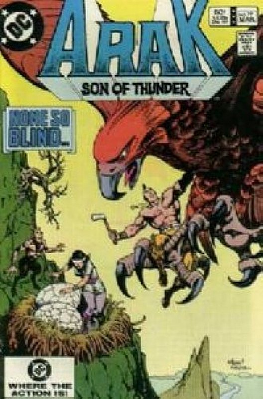 Cover of Arak Son of Thunder (Vol 1) #19. One of 250,000 Vintage American Comics on sale from Krypton!