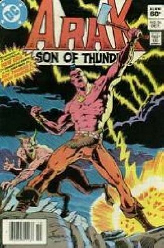 Cover of Arak Son of Thunder (Vol 1) #26. One of 250,000 Vintage American Comics on sale from Krypton!