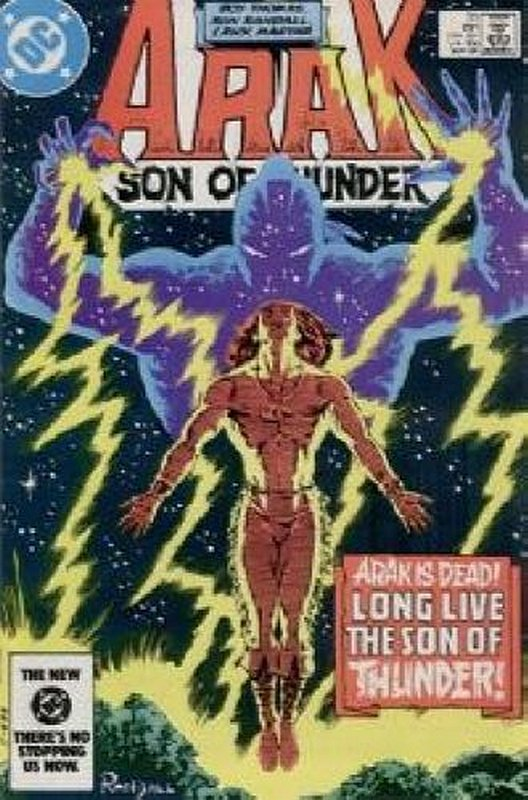Cover of Arak Son of Thunder (Vol 1) #33. One of 250,000 Vintage American Comics on sale from Krypton!