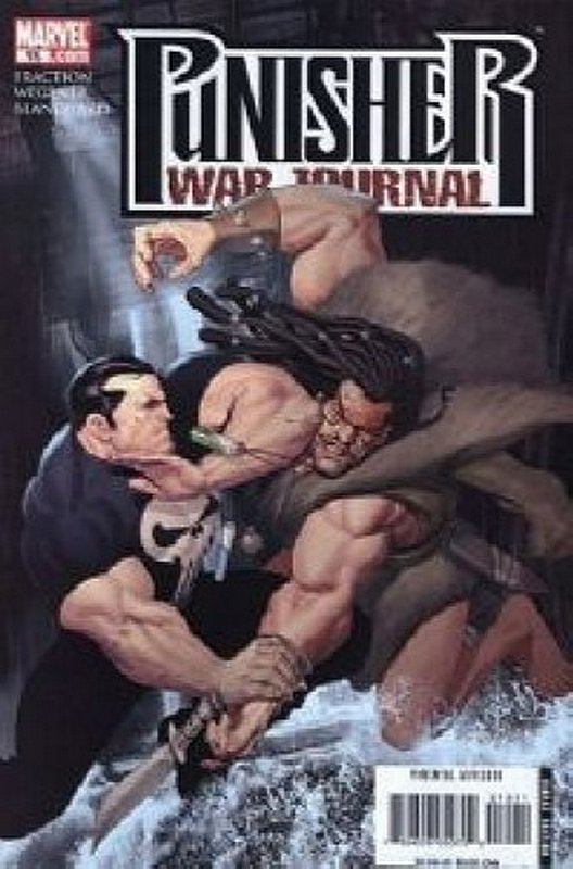 Cover of Punisher War Journal (Vol 2) #15. One of 250,000 Vintage American Comics on sale from Krypton!