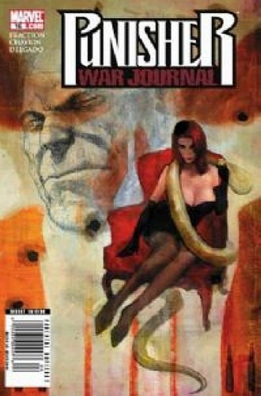 Cover of Punisher War Journal (Vol 2) #16. One of 250,000 Vintage American Comics on sale from Krypton!