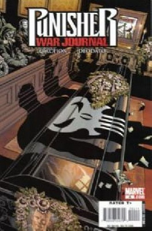 Cover of Punisher War Journal (Vol 2) #4. One of 250,000 Vintage American Comics on sale from Krypton!