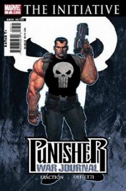 Cover of Punisher War Journal (Vol 2) #7. One of 250,000 Vintage American Comics on sale from Krypton!