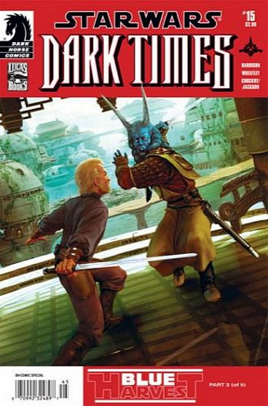 Cover of Star Wars: Dark Times (Vol 1) #15. One of 250,000 Vintage American Comics on sale from Krypton!