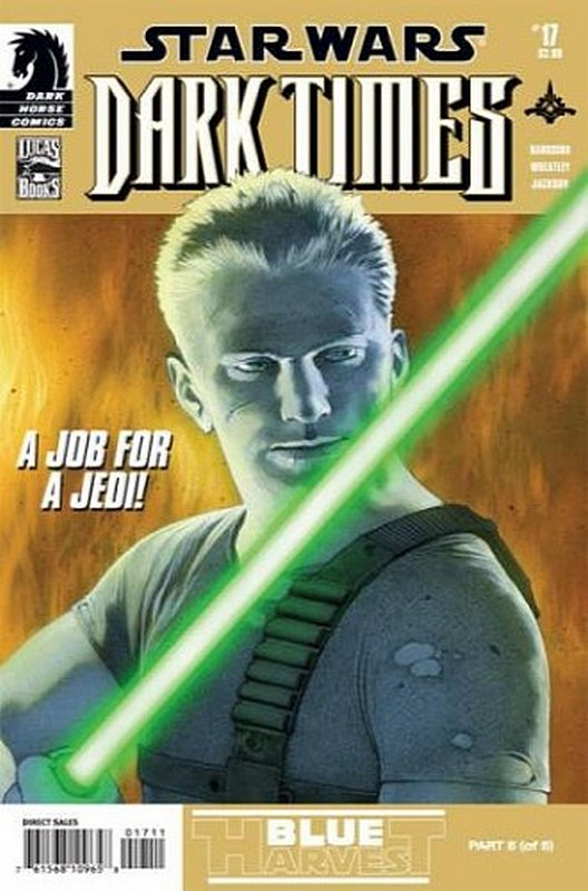 Cover of Star Wars: Dark Times (Vol 1) #17. One of 250,000 Vintage American Comics on sale from Krypton!