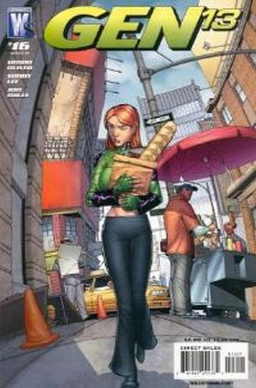 Cover of Gen 13 (Vol 4) #16. One of 250,000 Vintage American Comics on sale from Krypton!