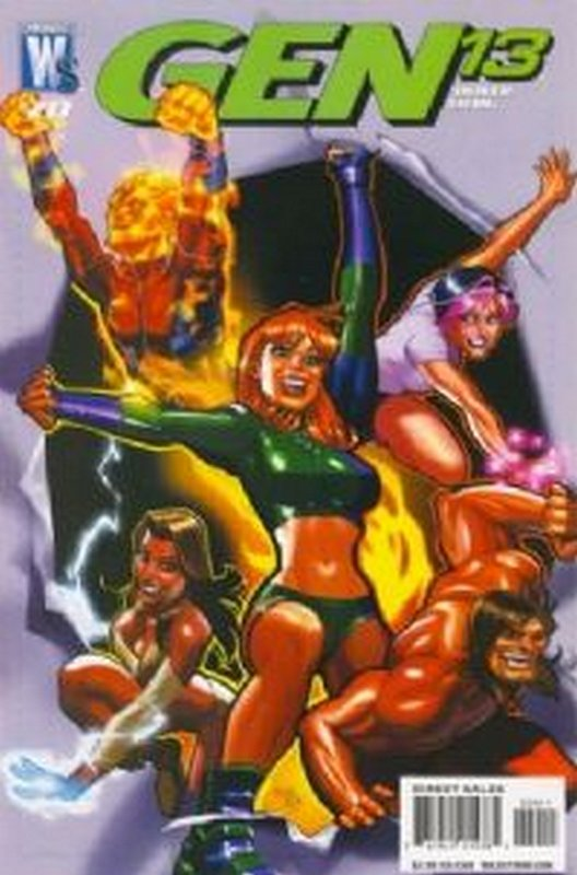Cover of Gen 13 (Vol 4) #20. One of 250,000 Vintage American Comics on sale from Krypton!