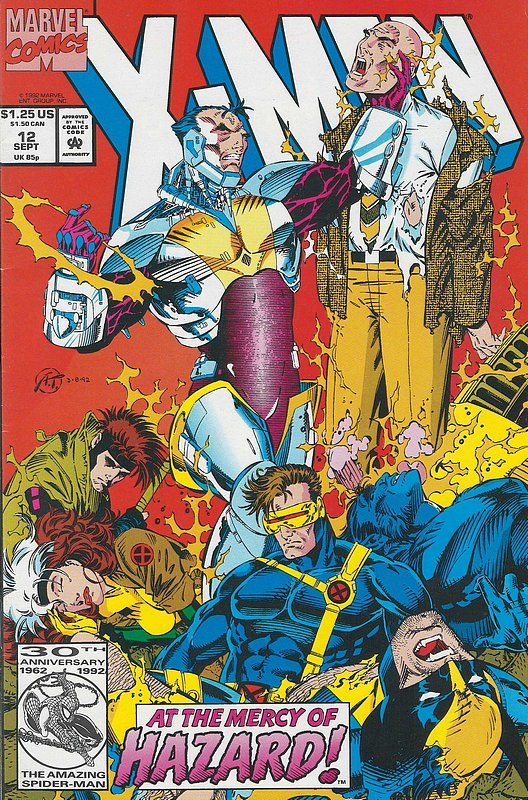 Cover of X-Men (Legacy) (Vol 1) #12. One of 250,000 Vintage American Comics on sale from Krypton!