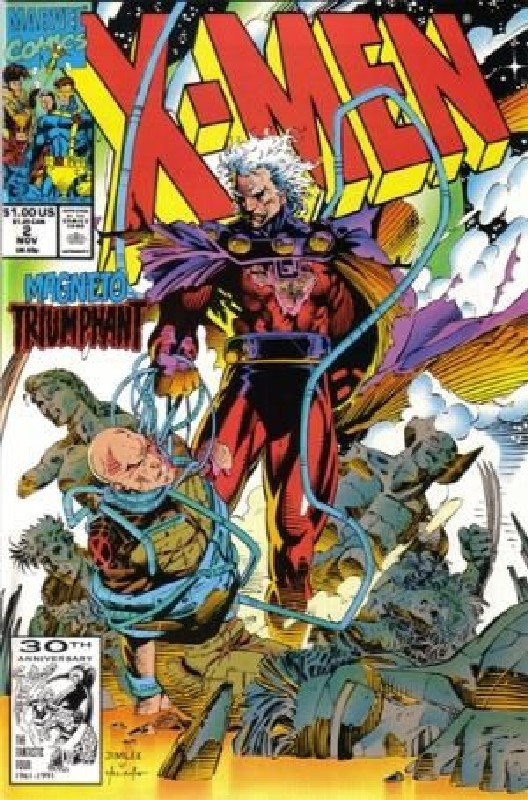 Cover of X-Men (Legacy) (Vol 1) #2. One of 250,000 Vintage American Comics on sale from Krypton!
