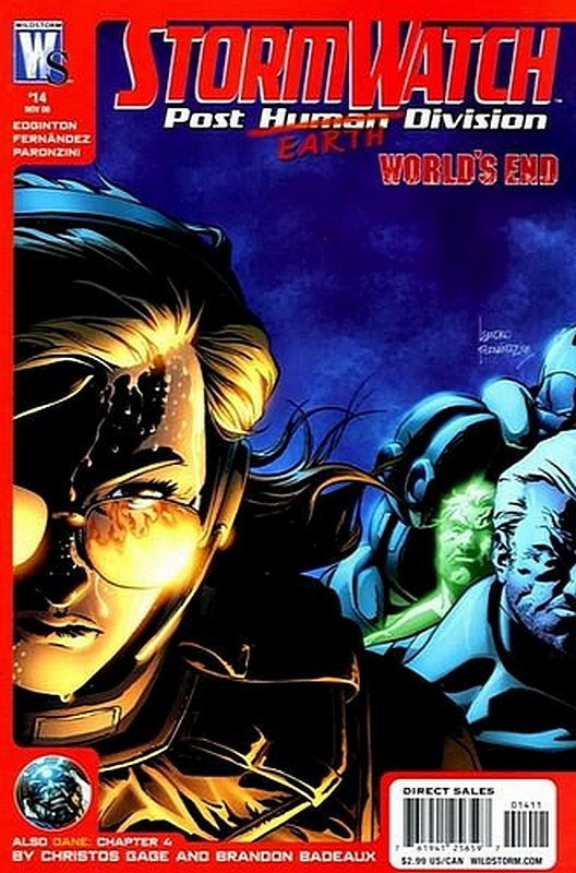 Cover of Stormwatch: PHD (Vol 1) #14. One of 250,000 Vintage American Comics on sale from Krypton!