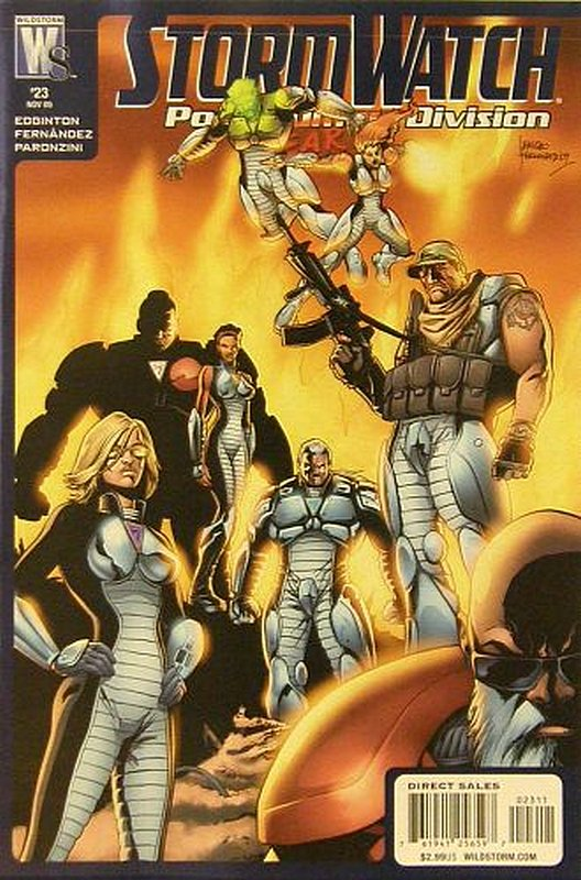 Cover of Stormwatch: PHD (Vol 1) #23. One of 250,000 Vintage American Comics on sale from Krypton!