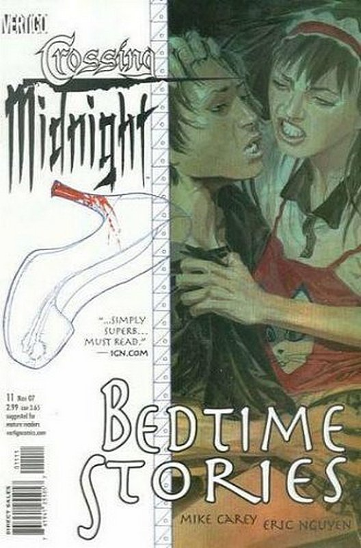 Cover of Crossing Midnight (Vol 1) #11. One of 250,000 Vintage American Comics on sale from Krypton!