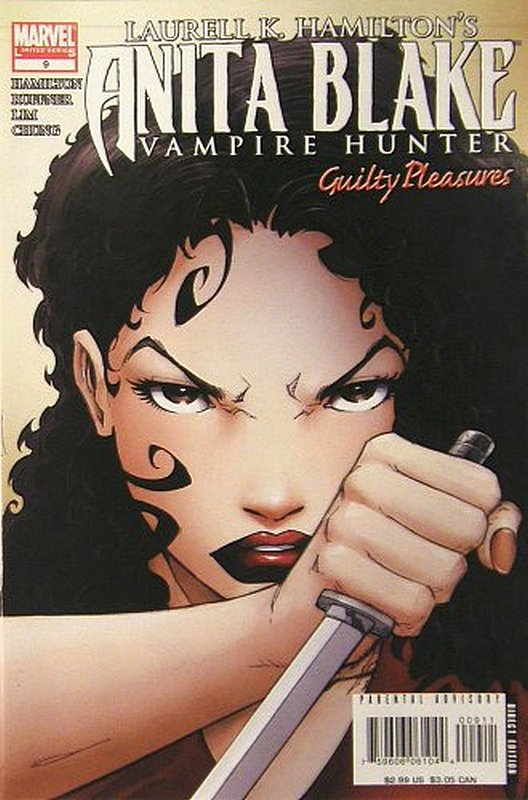 Cover of Anita Blake Vampire Hunter: Guilty Pleasures #9. One of 250,000 Vintage American Comics on sale from Krypton!