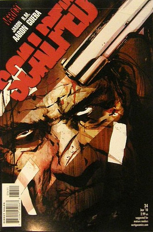 Cover of Scalped (Vol 1) #34. One of 250,000 Vintage American Comics on sale from Krypton!
