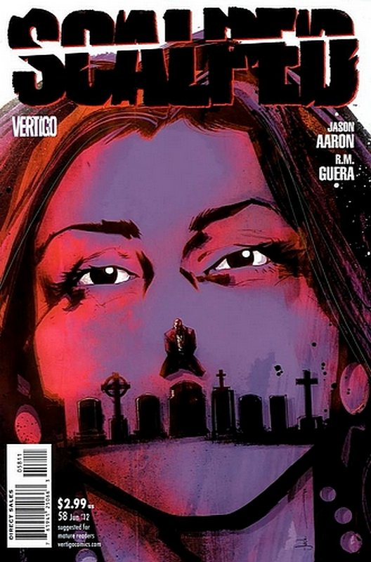 Cover of Scalped (Vol 1) #58. One of 250,000 Vintage American Comics on sale from Krypton!