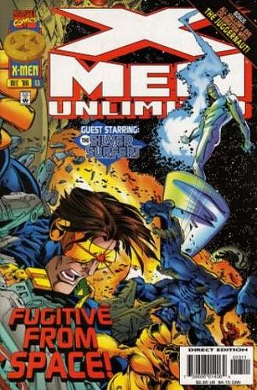 Cover of X-Men Unlimited (Vol 1) #13. One of 250,000 Vintage American Comics on sale from Krypton!