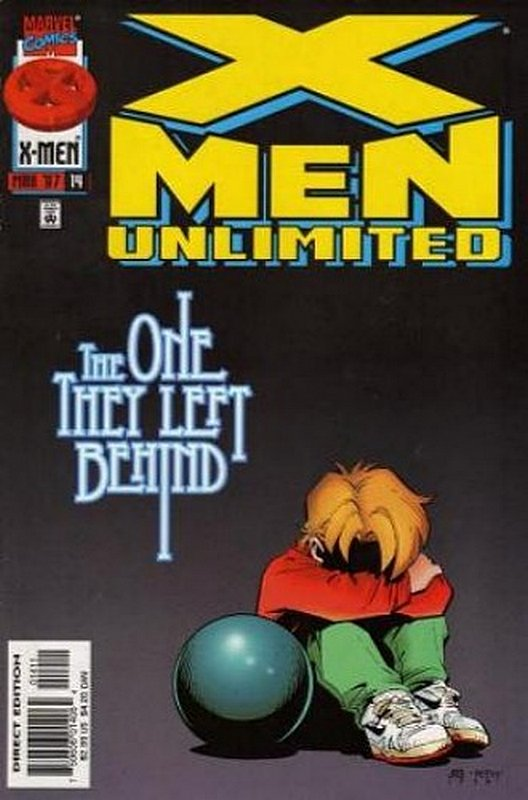 Cover of X-Men Unlimited (Vol 1) #14. One of 250,000 Vintage American Comics on sale from Krypton!