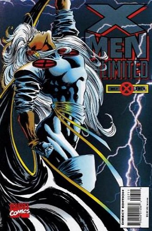 Cover of X-Men Unlimited (Vol 1) #7. One of 250,000 Vintage American Comics on sale from Krypton!