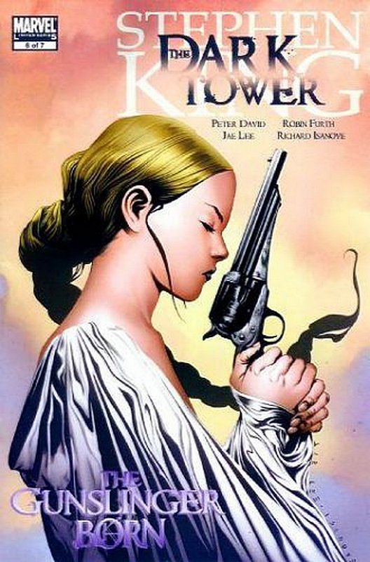 Cover of Dark Tower: Gunslinger Born (2007 Ltd) #6. One of 250,000 Vintage American Comics on sale from Krypton!