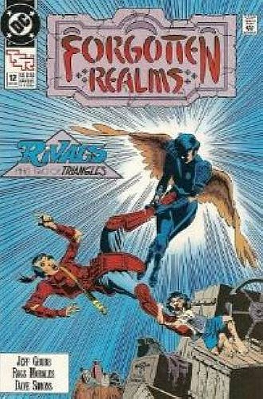 Cover of Forgotten Realms (Vol 1) #12. One of 250,000 Vintage American Comics on sale from Krypton!