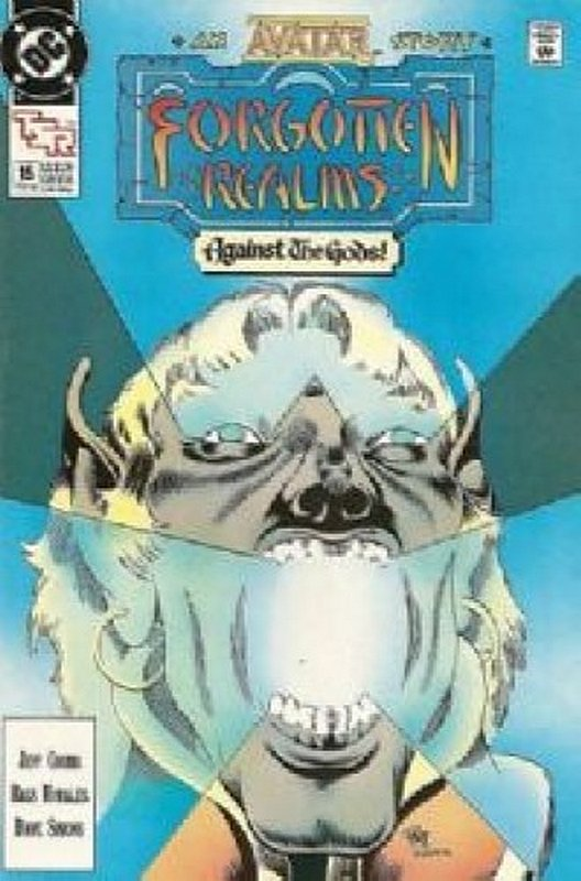 Cover of Forgotten Realms (Vol 1) #15. One of 250,000 Vintage American Comics on sale from Krypton!