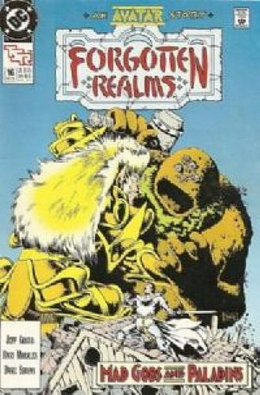 Cover of Forgotten Realms (Vol 1) #16. One of 250,000 Vintage American Comics on sale from Krypton!