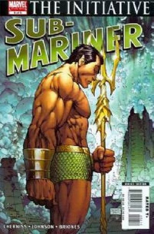 Cover of Sub-Mariner (2007 Ltd) #6. One of 250,000 Vintage American Comics on sale from Krypton!